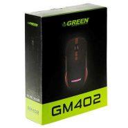 ماوس مخصوص بازی گرین GM-402