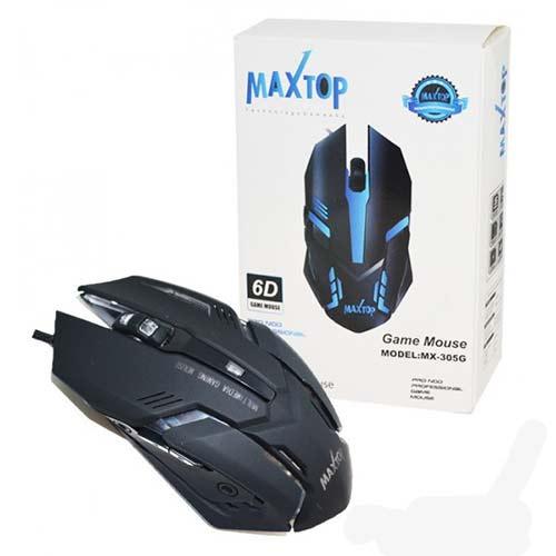 ماوس گیمینگ مکس تاپ مدل MX-305G